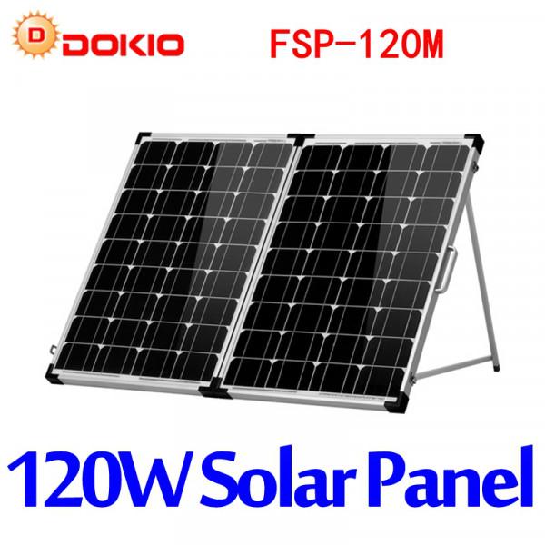 Faltbares Solarpanel 120W