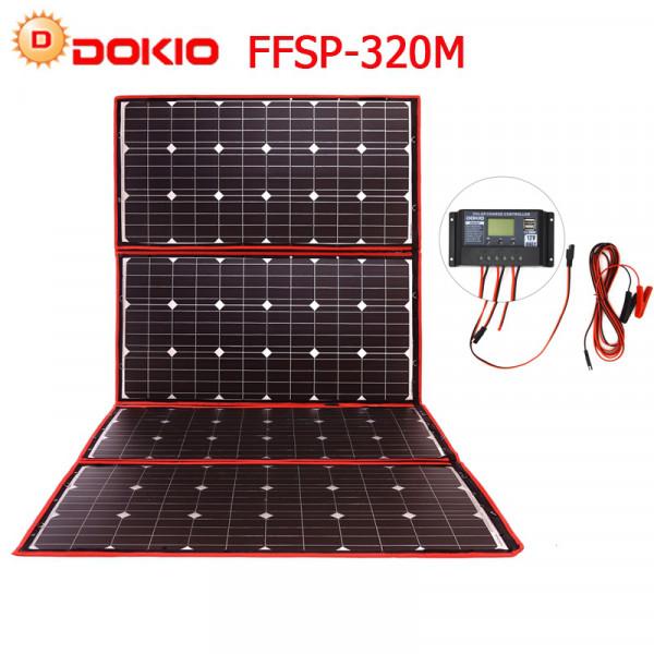 Faltbares Flexibles Solarpanel 320W