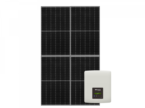 Komplettpaket solaX 1440Wp