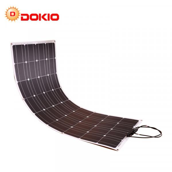 Flexibles Solarpanel 100W
