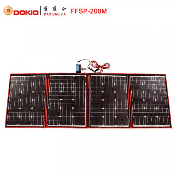 Faltbares Flexibles Solarpanel 220W