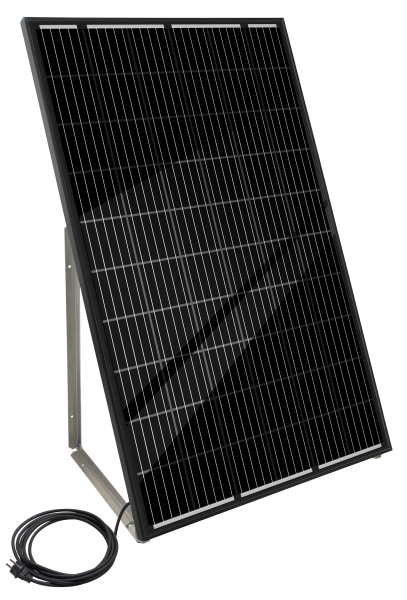 "Home-Solar-Modul 320Wp ""Full-Black"""
