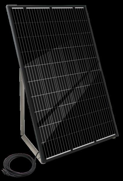 """Home-Solar-Modul 640Wp """"Full-Black"""""""