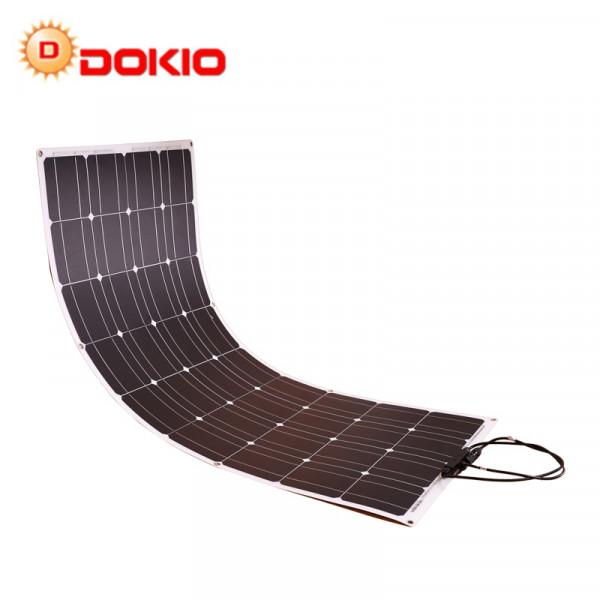 Flexibles Solarpanel 150W