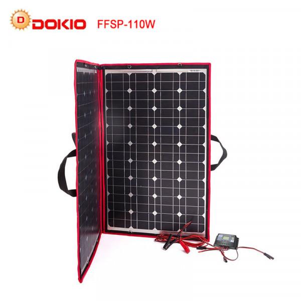 Faltbares Flexibles Solarpanel 110W