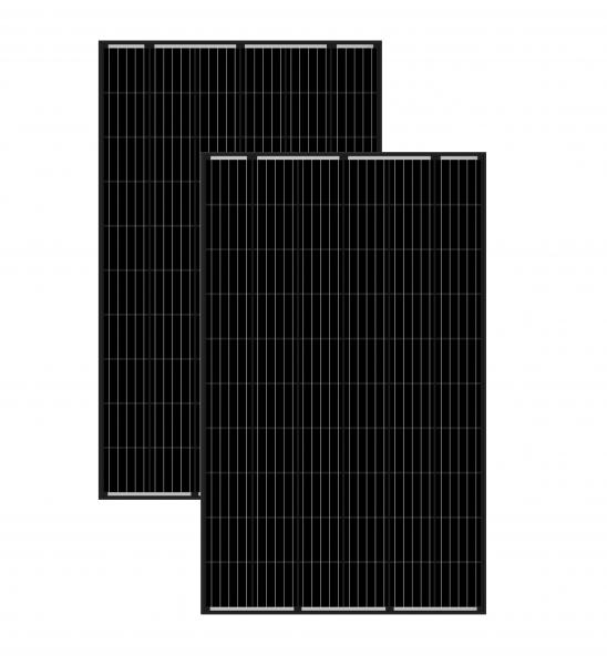 Home-Solar-Modul 610Wp mit Wechselrichter EVT560