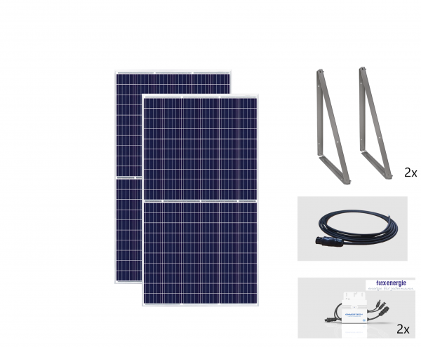 Home-Solar-Modul 600Wp